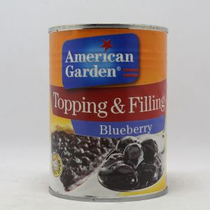 American Garden Blueberry Filling 595gm | By Chefiality.pk