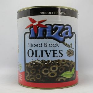 Inza Black Olive 3 kg | By Chefiality.pk