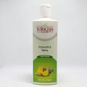 Turkish Cuisine Pineapple Paste 570 GM | By Chefiality.pk