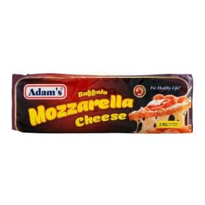 Adams Mozzarela Cheese 2 Kg | By Chefiality.pk