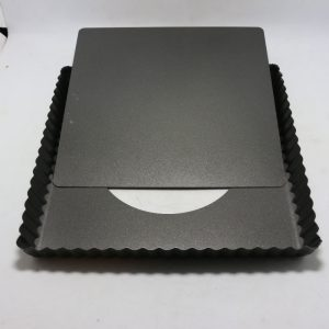 Tart Pan 8 Square Loose Bottom   By Chefiality.pk