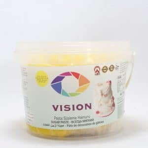 Vision Fontant Yellow 1kg   By Chefiality.pk