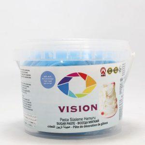 Vision Fondant Blue 1kg | By Chefiality.pk