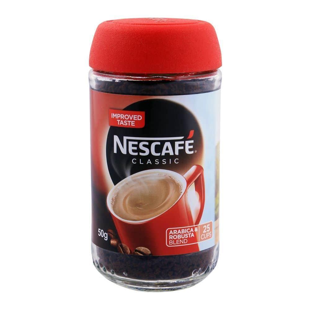Nescafe Classic 50gm | By Chefiality.pk