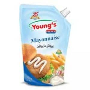 Youngs Mayonnaise 200 ml | By Chefiality.pk