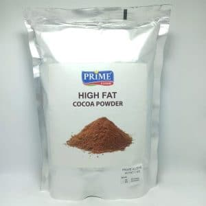 Prime Kuisine Hi-Fat Cocoa Powder 1 Kg | By Chefiality.pk