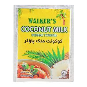 Walkers Coconut Milk Powder 50gm | By Chefiality.pk