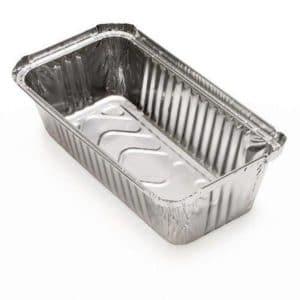 Aluminium Foil Box Large | By Chefiality.pk