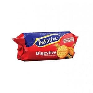 Digestive Biscuit Half Roll | By Chefiality.pk