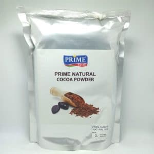 Prime Kusine Natural Cocoa Powder 1kg | By Chefiality.pk