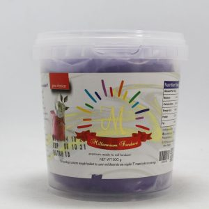 Millenium Purple Fondant 500g   By Chefiality.pk