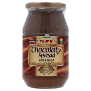 Young's Chocolate Spread 360g | By Chefiality.pk