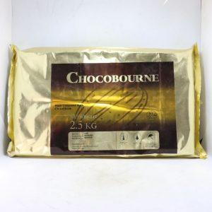 Chocobourne Dark Slab 2.5KG   By Chefiality.pk