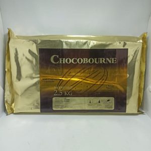 Chocobourne White 2.5 KG   By Chefiality.pk