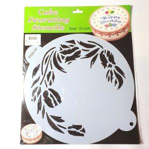 Cake Stencils 10   By Chefiality.pk