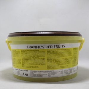 Kranfil Red Fruits 3kg | By Chefiality.pk