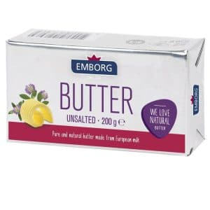 Emborg Butter Unsalted 400G | By Chefiality.pk