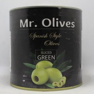 Mr.Green Olive 2.5kg | By Chefiality.pk