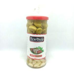 Dewdrop  Garlic Salad Pickled 420gm | By Chefiality.pk
