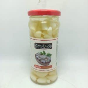Dewdrop  Garlic Pickled 420gm | By Chefiality.pk