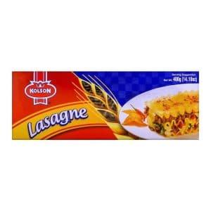 Kolson  Lasagne 400 GM   By Chefiality.pk