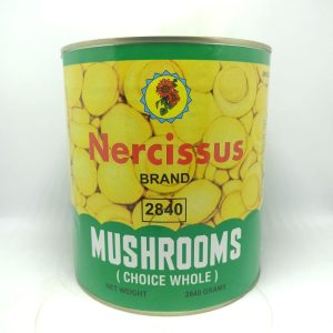 Nercissus Whole Mushroom 2840gm | By Chefiality.pk