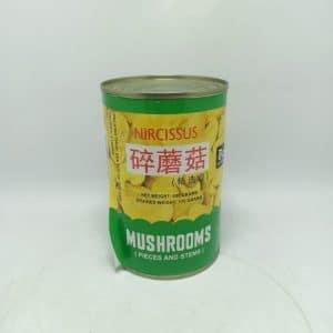 Dewdrop  Whole Mushroom 400gm | By Chefiality.pk