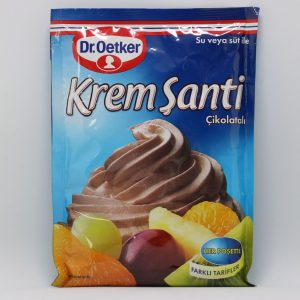 Dr Oetker whipped  Cream Chocolate | By Chefiality.pk