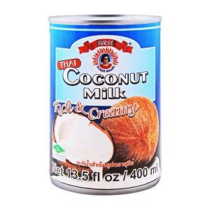 Suree Coconut Milk 400 Ml | By Chefiality.pk
