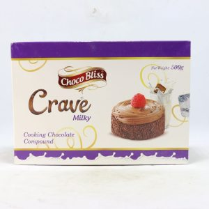 Crave Milky Bar 500GM | By Chefiality.pk