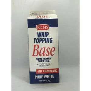 Richs white whip 2 KG | By Chefiality.pk