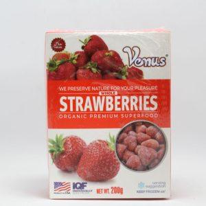 Venus Strawberries 200GM   By Chefiality.pk