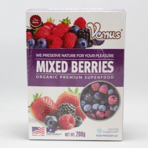 Venus Mixed Berries 200GM   By Chefiality.pk